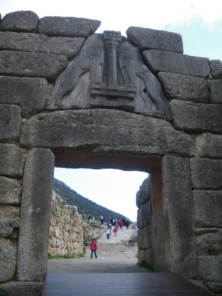 Sitio Arqueológico de Micenas
