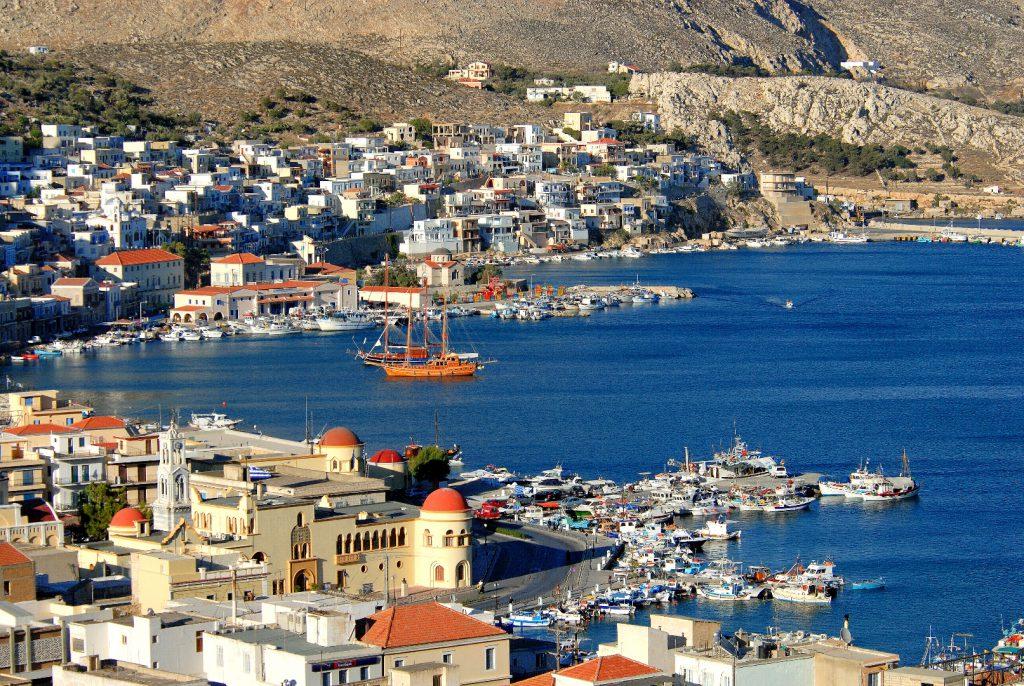Kalimnos - Ilha Dodekaneso