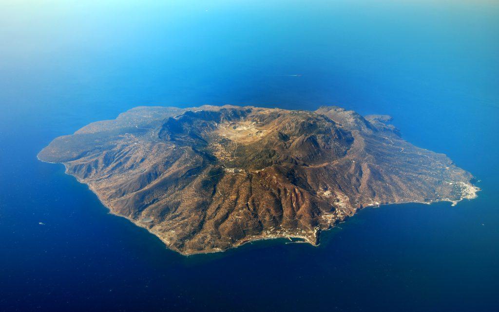 Nisiros-Ilha Dodecanesos