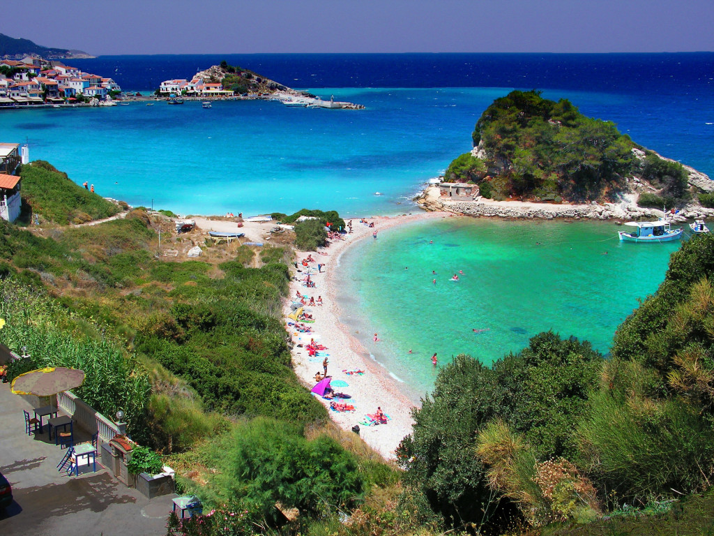 Ilha de Samos