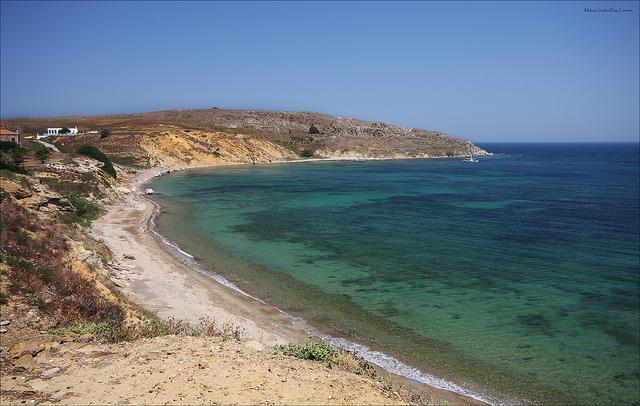 Praias de Limnos