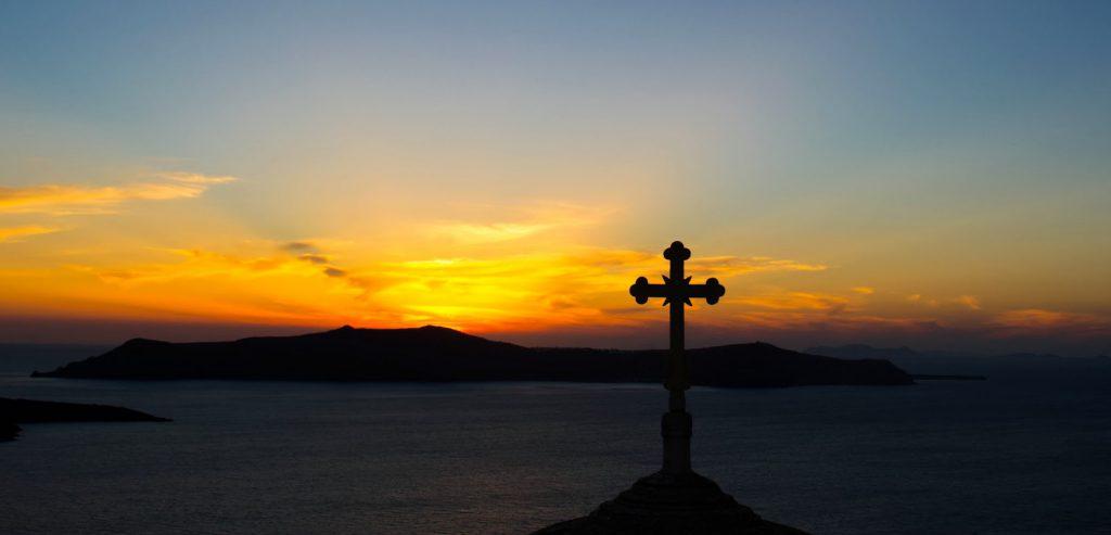 Fira em Santorini