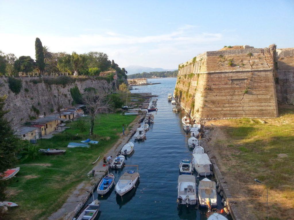 Fortaleza Velha de Corfu