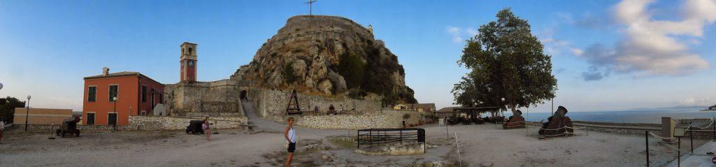 Fortaleza de Corfu