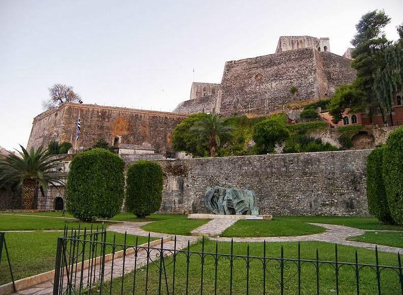 Nova Fortaleza de Corfu