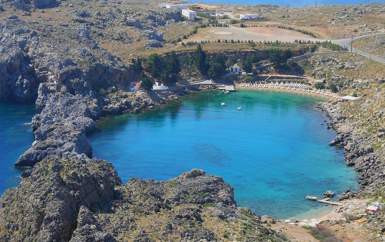Praia Agios Pavlos