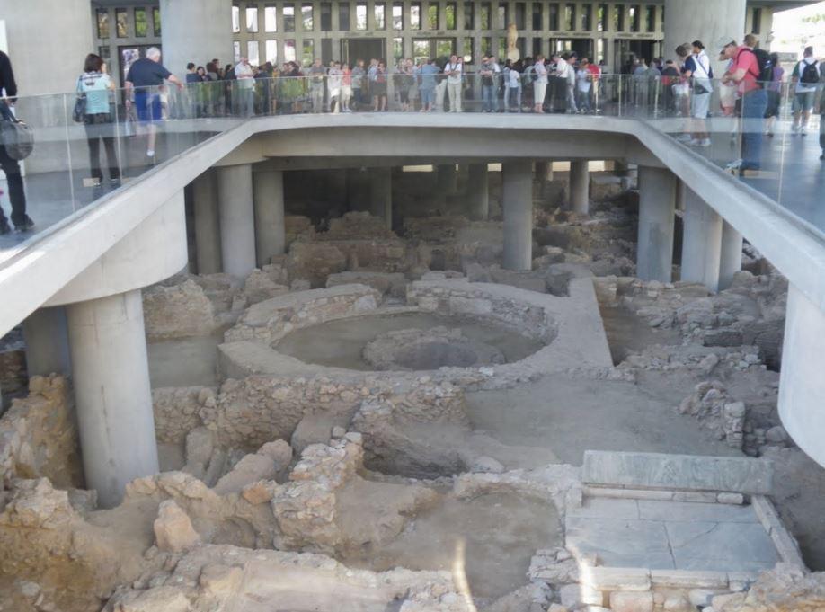 Novo Museu da Acropolis