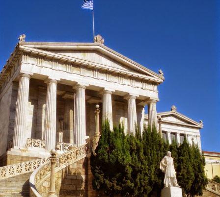 Bliblioteca de Atenas