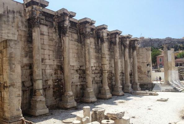 Biblioteca do Adriano