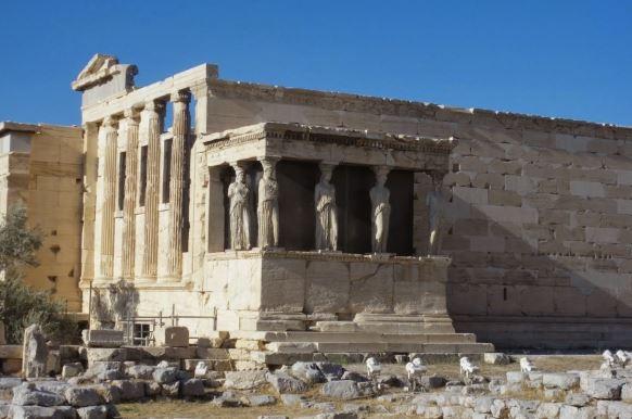Templo Erectheio