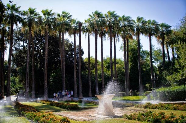 Jardim Nacional de Atenas