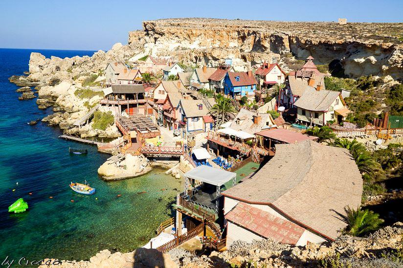 Thiago Crocco em Malta