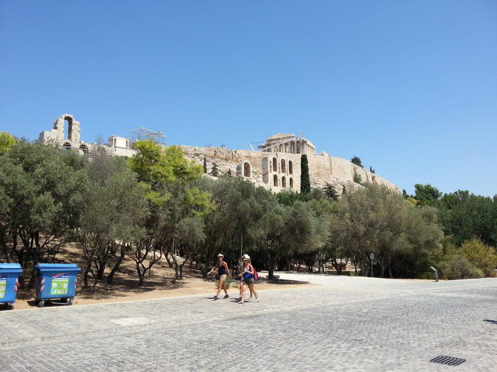 Acrópoles de Atenas