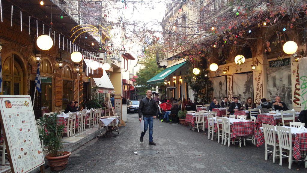 Psirri, bairro de Atenas