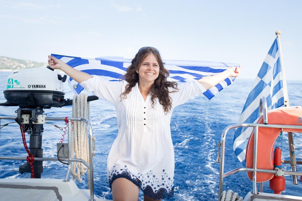 Virna Lize na Grécia