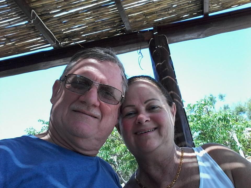 Comemorando 40 anos de casados