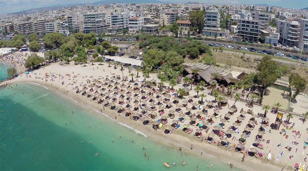 Praia Akti tou Ilio