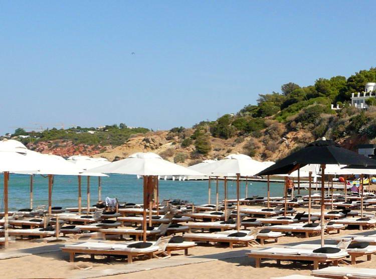 Praia de Vouligiameni