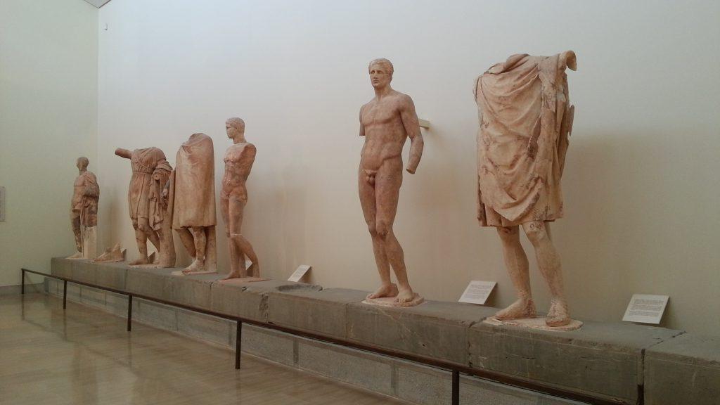 Sitio Arqueológico de Delfos