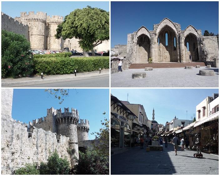 Cidade Medieval de Rhodes