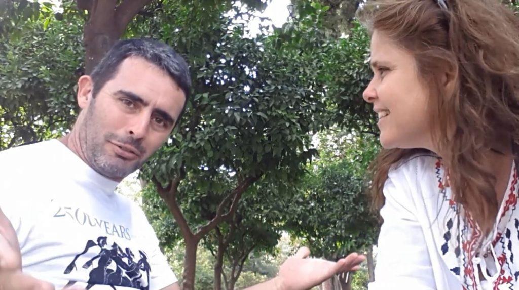 Edson Kunde e Virna Lize