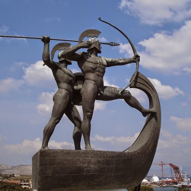 A Batalha de Salamina 12083910_10207647505047177_564976373_n