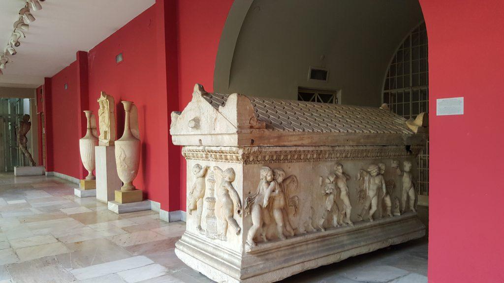 Museu Nacional Arqueológico de Atenas