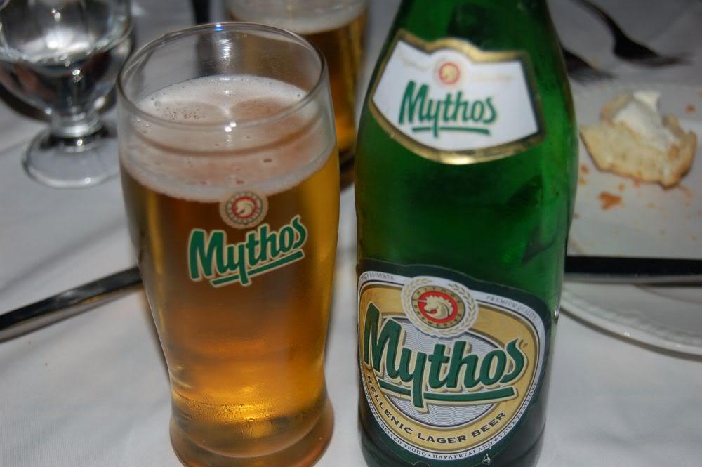 Bebidas Gregas