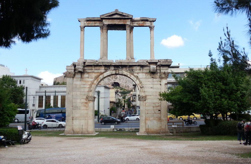 atrações em Atenas