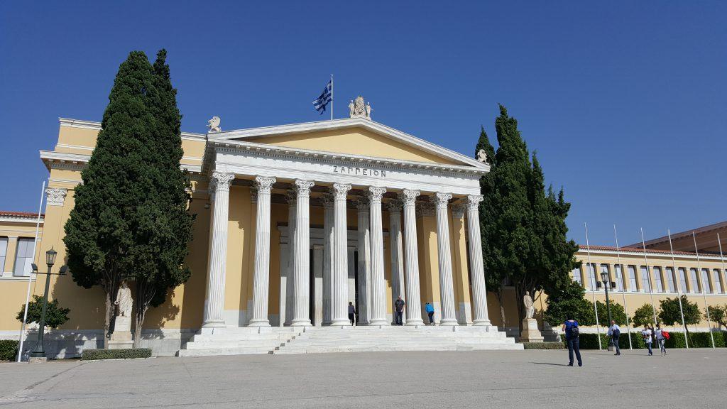 roteiro de Atenas