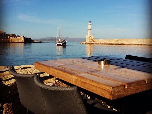 Cafeteria Nana em Chania - Creta