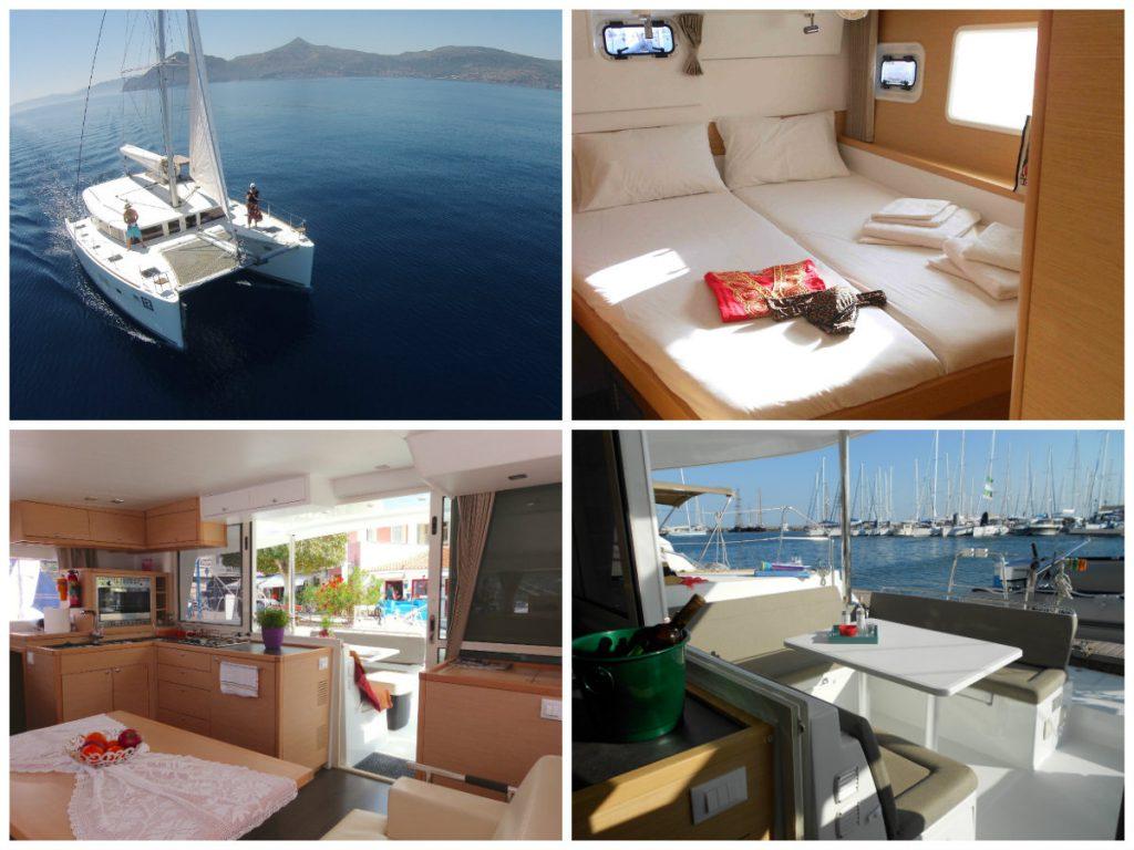 Aluguel de barco na Grécia