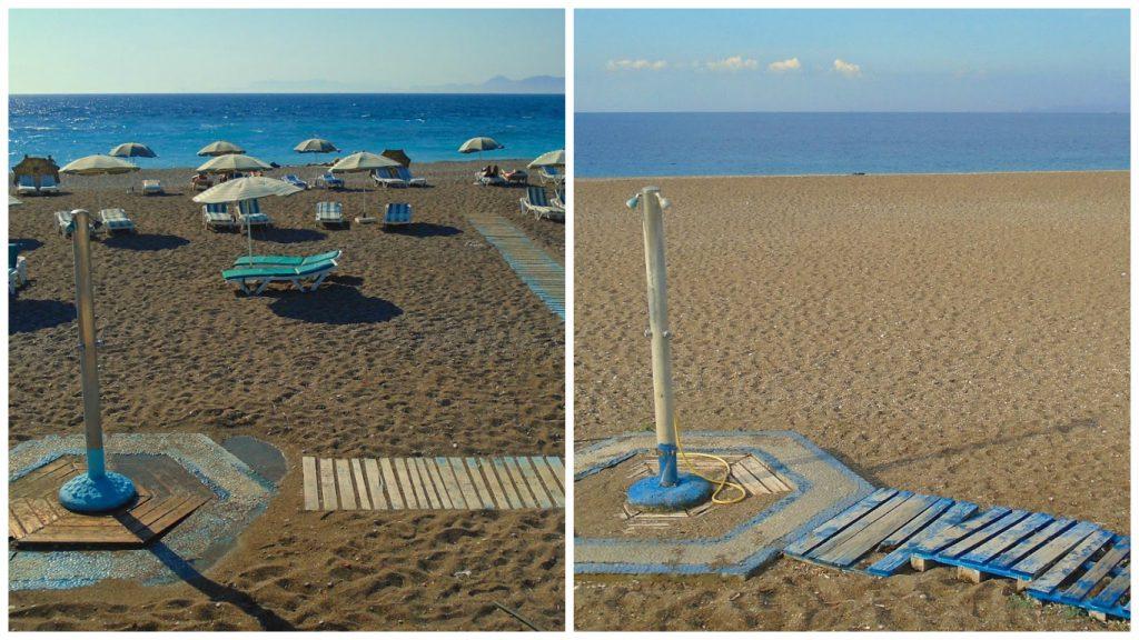 Verão e Inverno na ilha de Rhodes - Foro de Argiris Jason Nakos