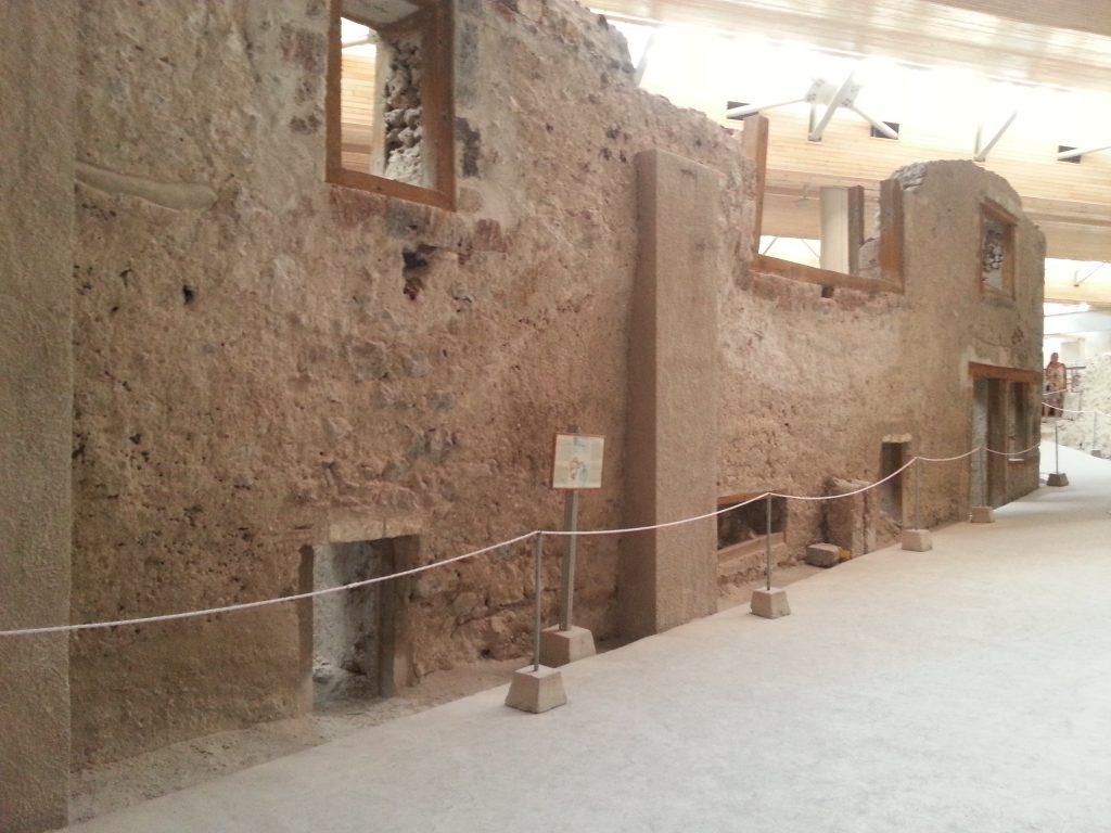 Sitio Arqueológico de Akrotiri