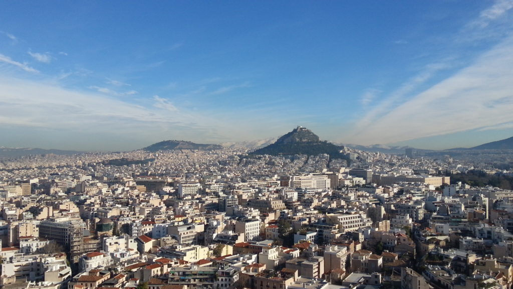 cidade de Atenas
