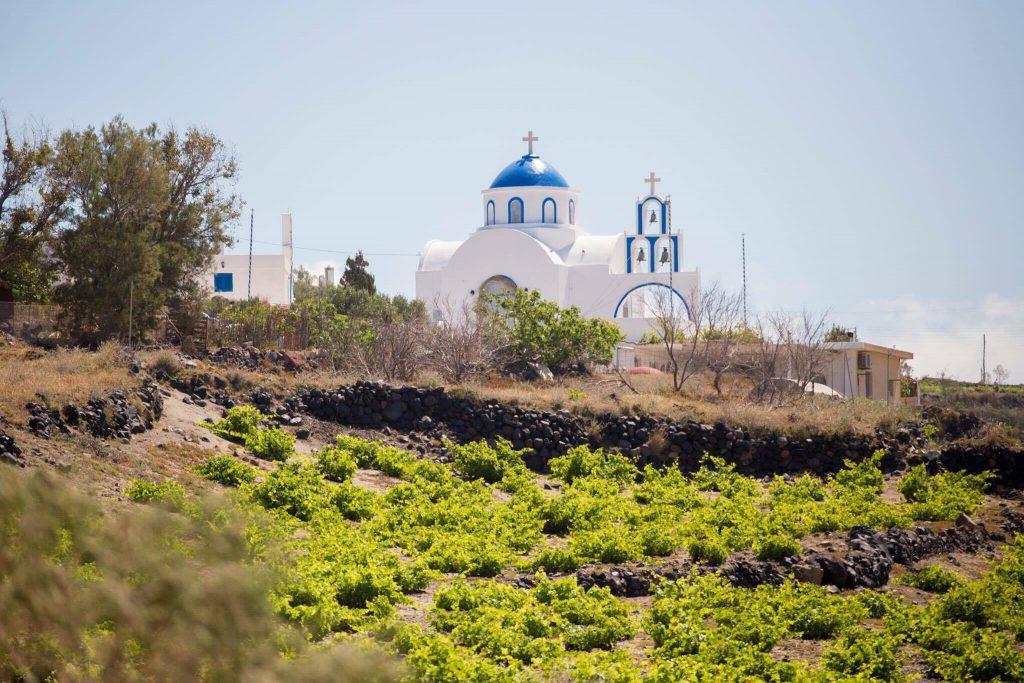 Ilha de Santorini
