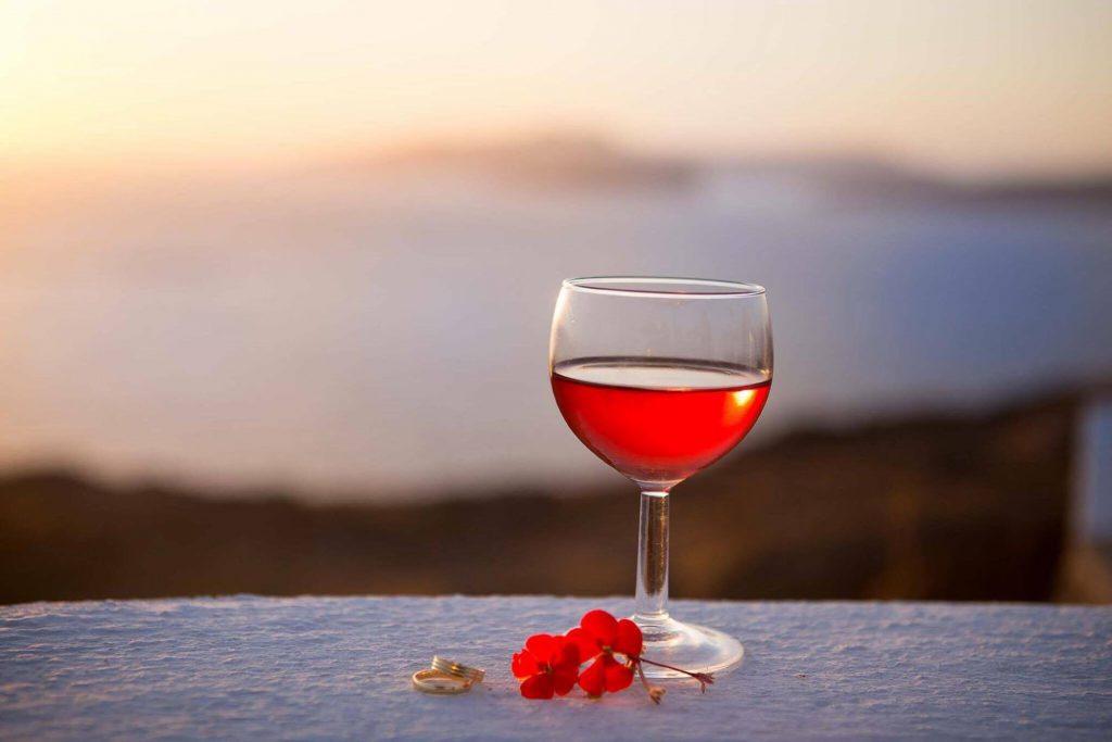 Vinho de Santorini