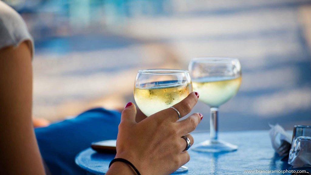 Vinícolas em Santorini