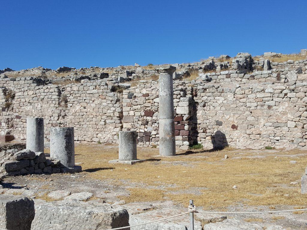 Santuários aos deuses gregos