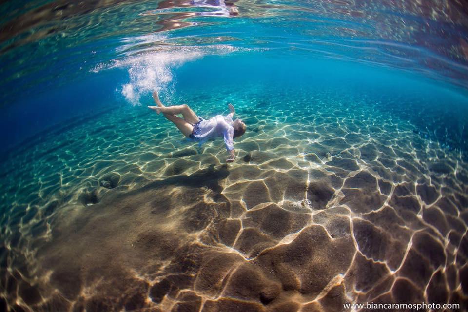 Ensaios fotográficos em Santorini