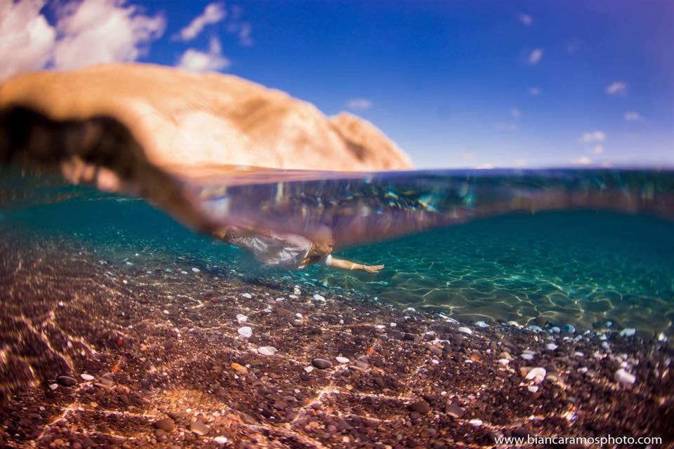 Fotos em Santorini