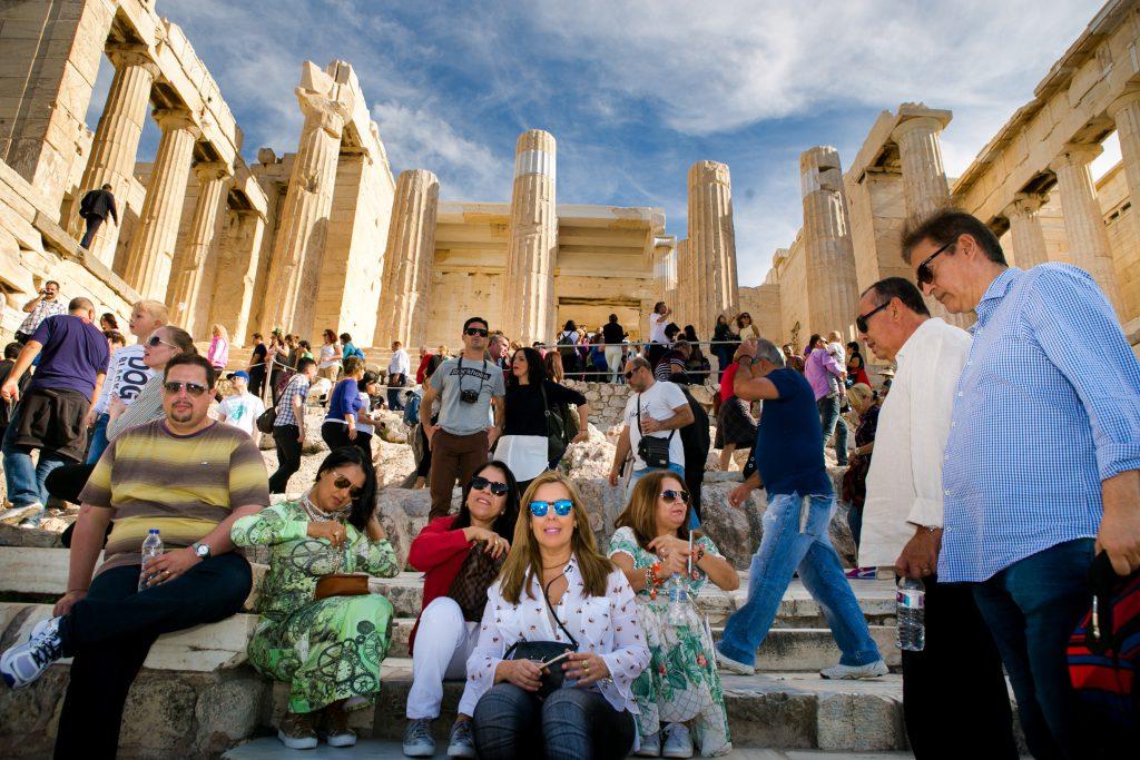 Passeios para cruzeiros na Grécia